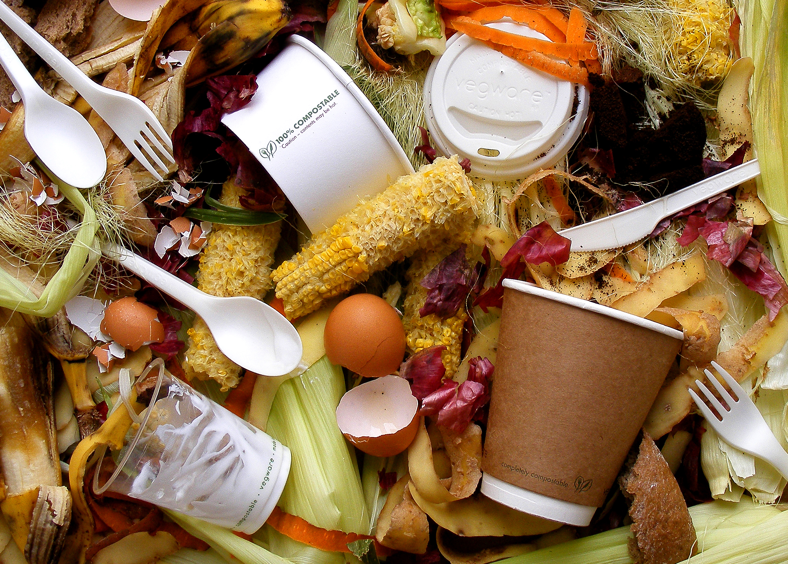 COMPOSTABLE PACKAGING IS CONVENIENCE PACKAGING  - Down2Earth Materials