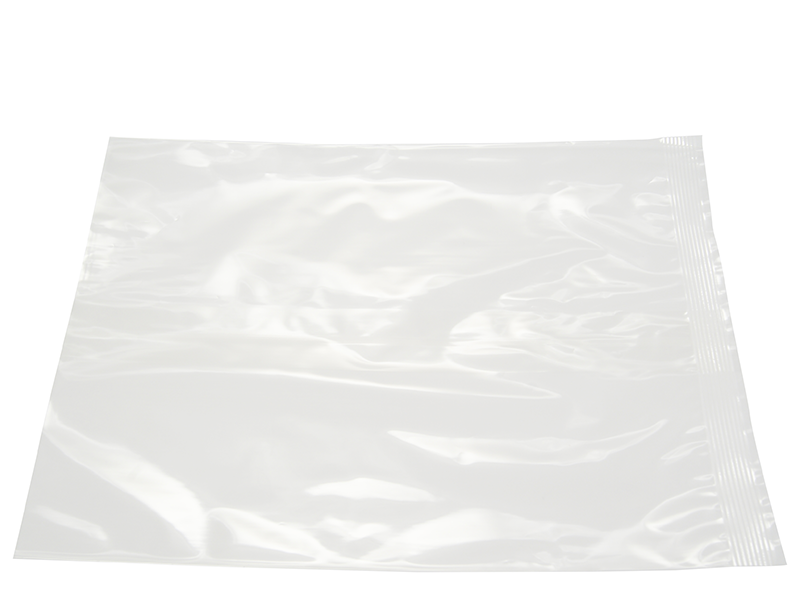 175x205mm clear natureflex bag down2earth materials